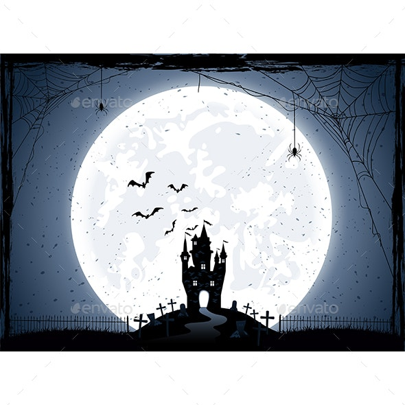 Halloween Night Background - Halloween Seasons/Holidays