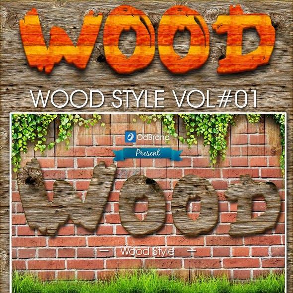 Wood Style Vol.1