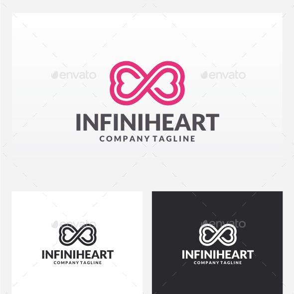 Infinity Heart Logo