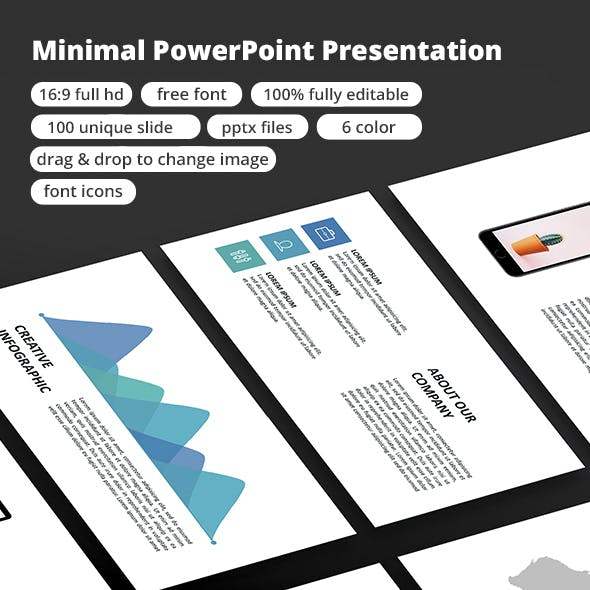Minimal - PowerPoint Presentation