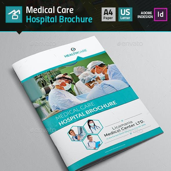 Medical Center / Hospital Brochure Template