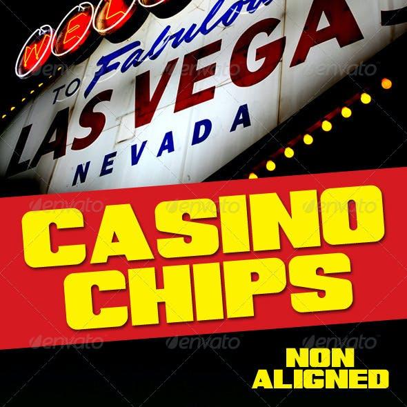 Casino And Gambling Chips