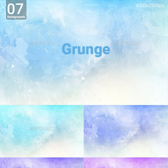 07 Grunge Texture Backgrounds Hd