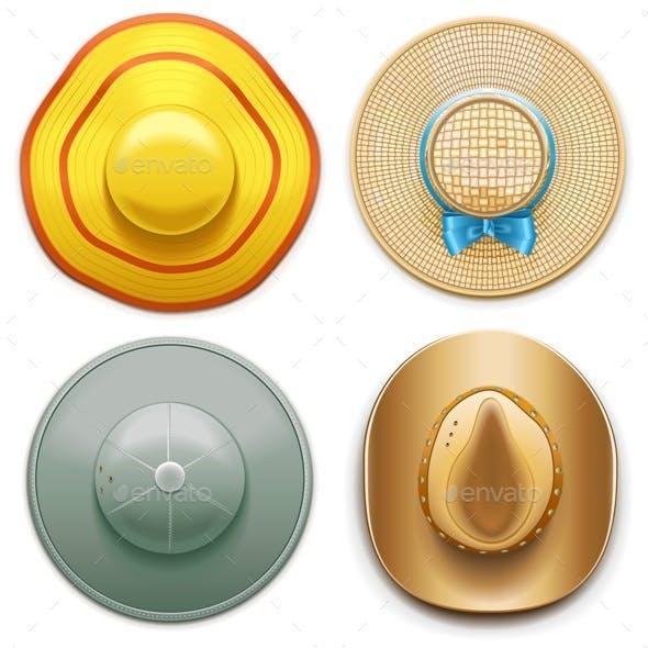 Hats Set 2