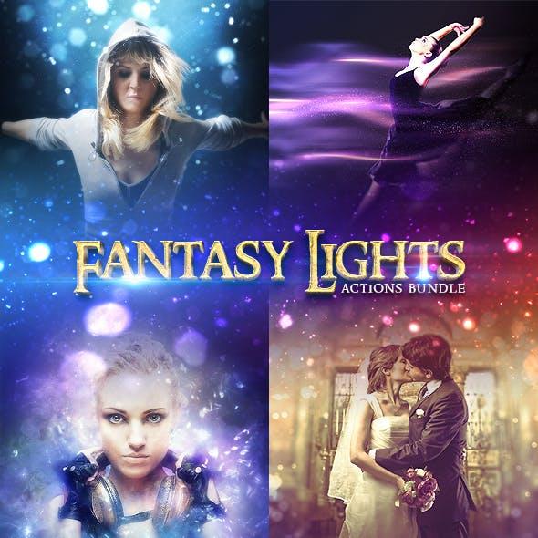 Fantasy Lights CS3+ Bundle