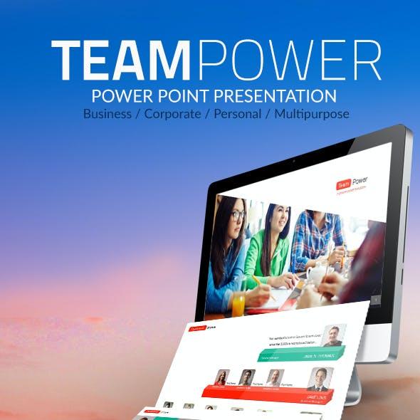 Team-Power Presentation