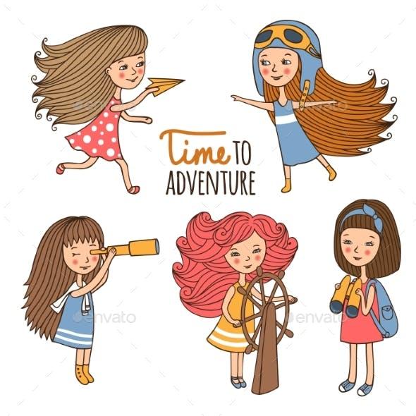 Explorer Girls