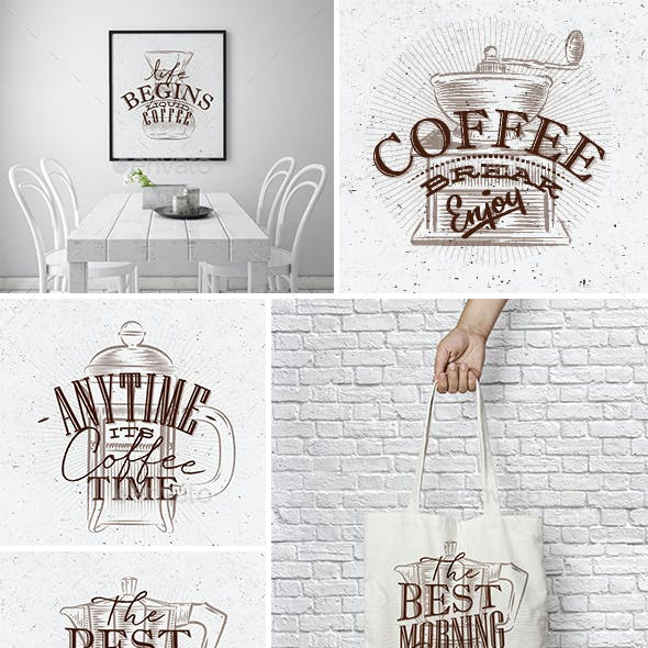 Coffee Posters