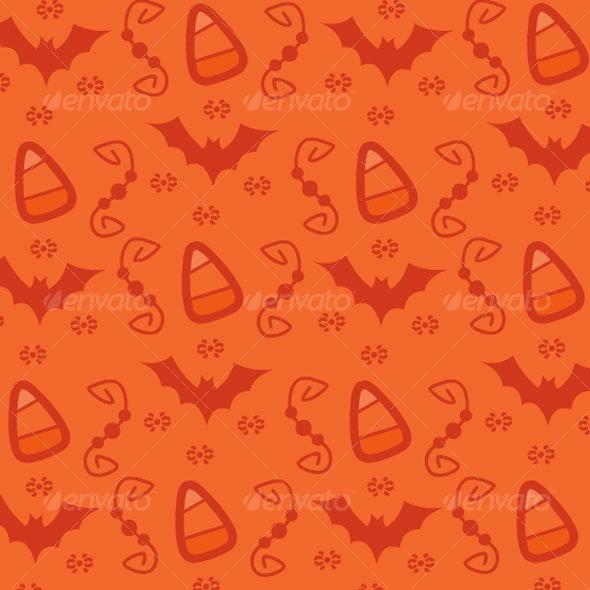 Halloween Pattern - Patterns Decorative