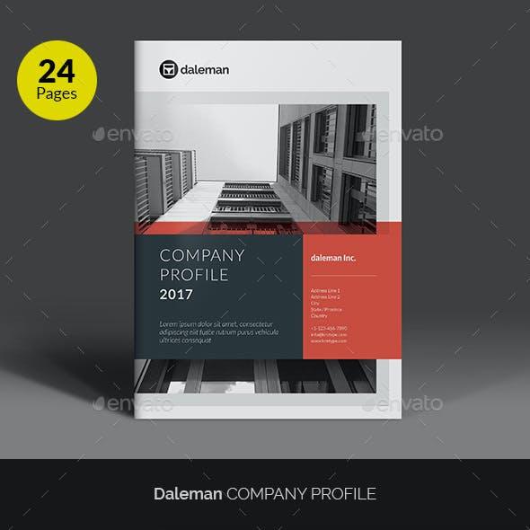 Daleman Company Profile