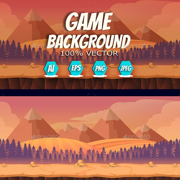 Game Assets Game Background