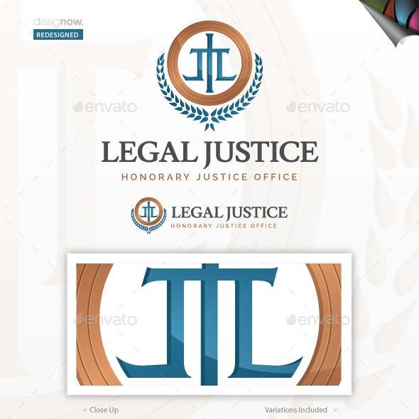 Legal Justice Logo