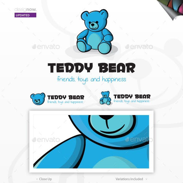 Teddy Bear Logo