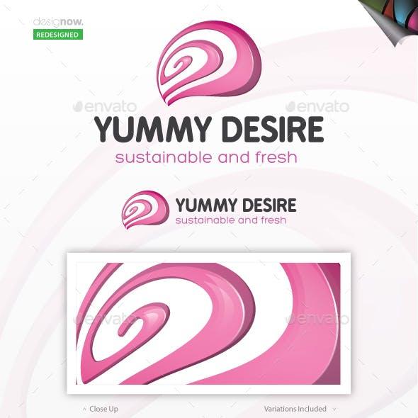 Yummy Desire Logo