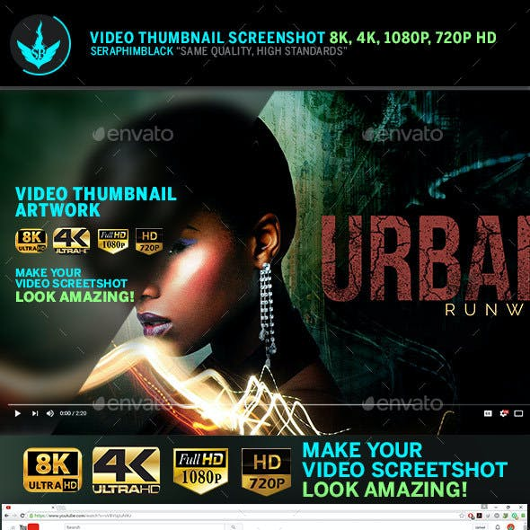 Urban Youtube Video Thumbnail Preview Template