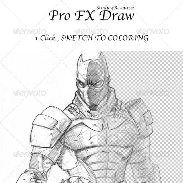 Pro FX Draw