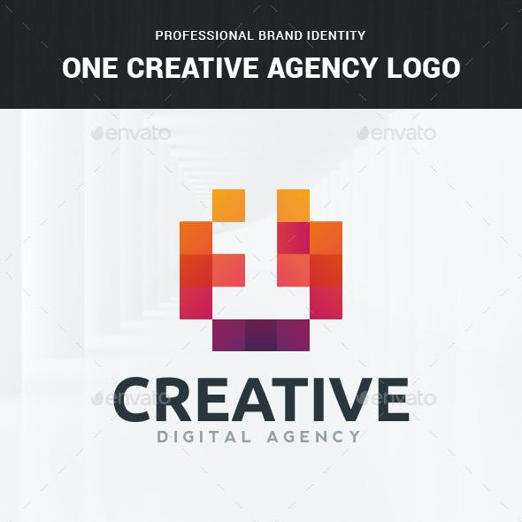 One Creative Agency Logo