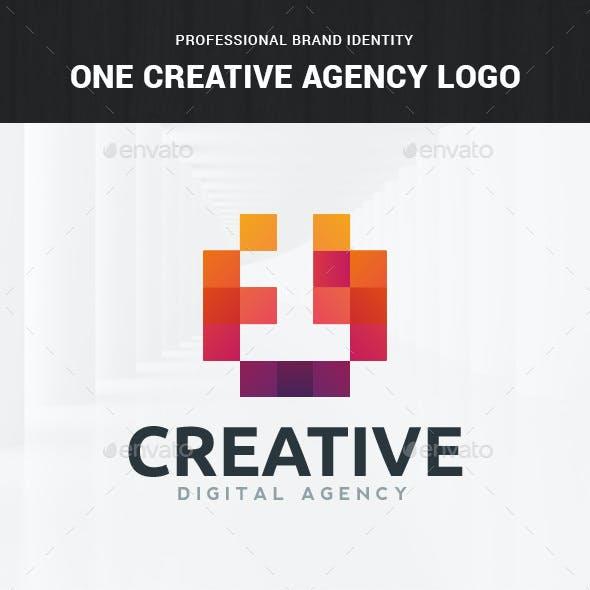 One Creative Agency Logo