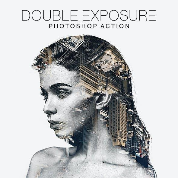 Double Exposure Action