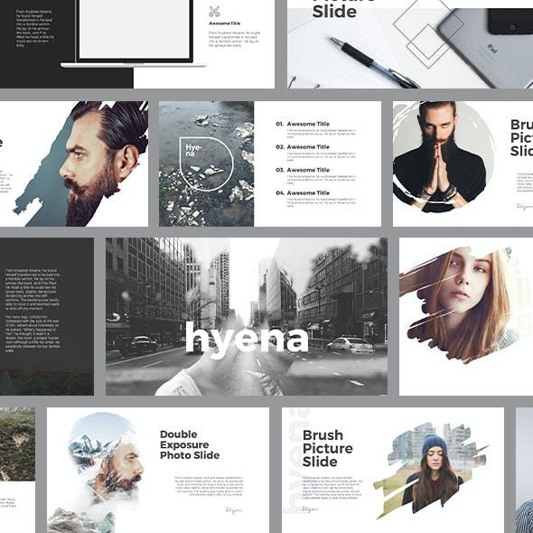 HYENA - PowerPoint Template