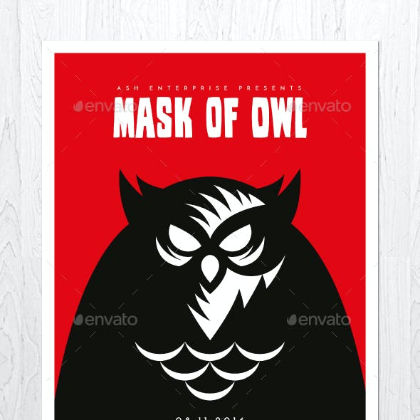 Mask of Owl Flyer