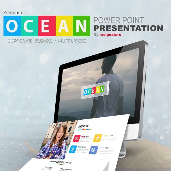 Ocean Power Point Presentation
