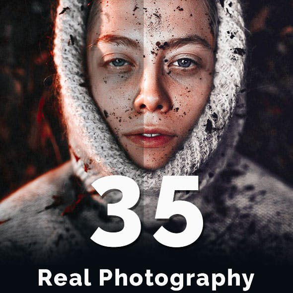 Real Photography 35 Lightroom Presets