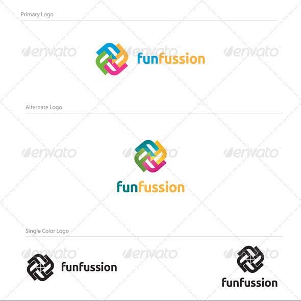 Fun Fussion Logo Design - LET-009
