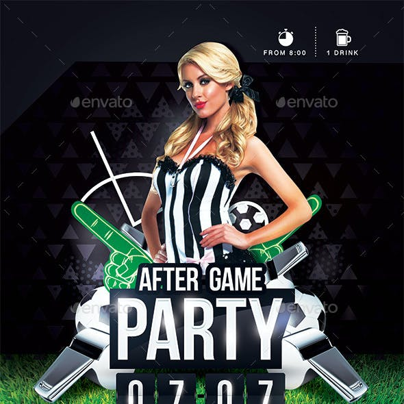 After Game Party