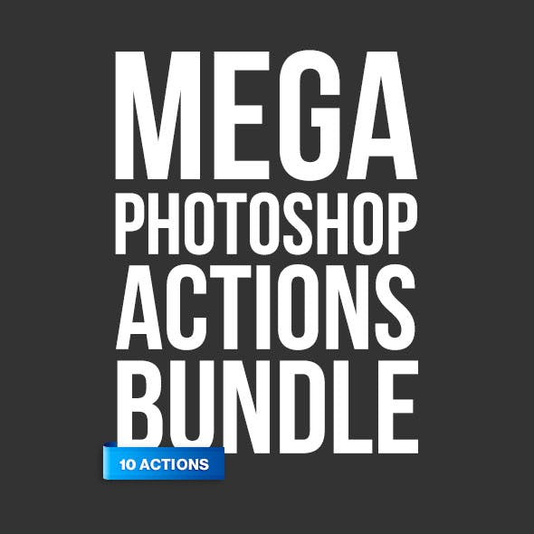 Mega Actions Bundle