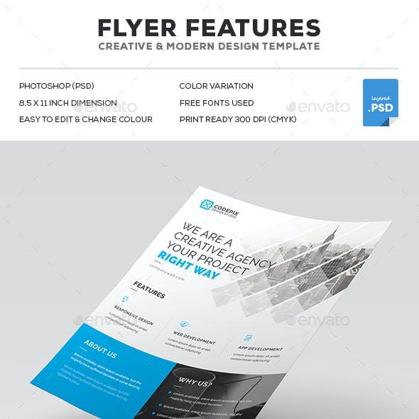 Corporate Flyers