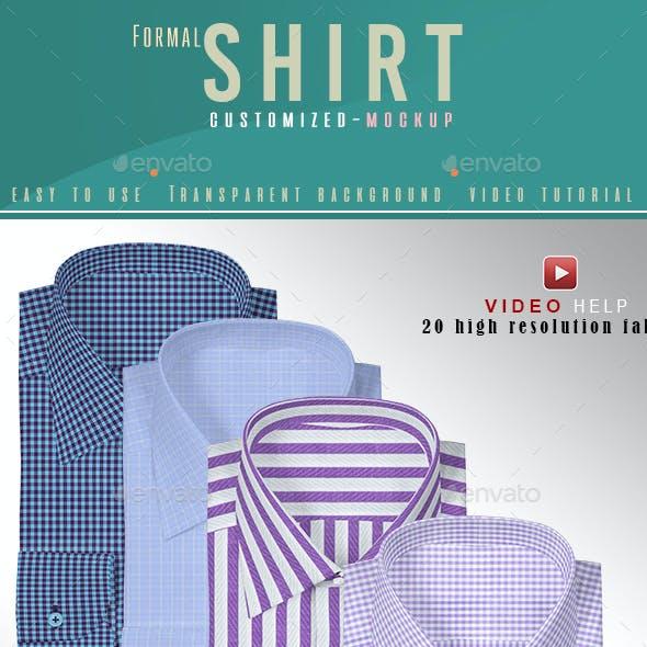Formall Shirt Mockup