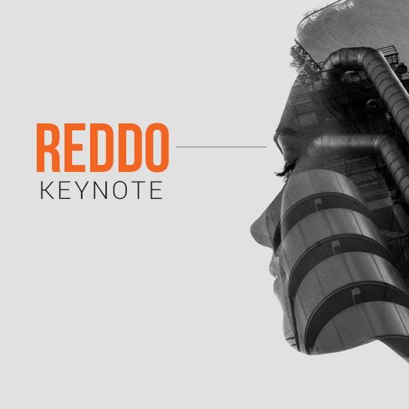 Reddo - Modern Keynote