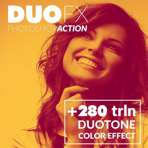 Duo FX | Photoshop Action