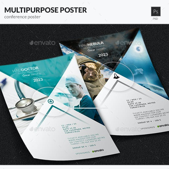 Multipurpose Poster