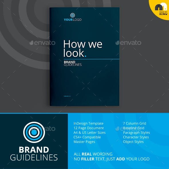 How We Look - Brand Guidelines