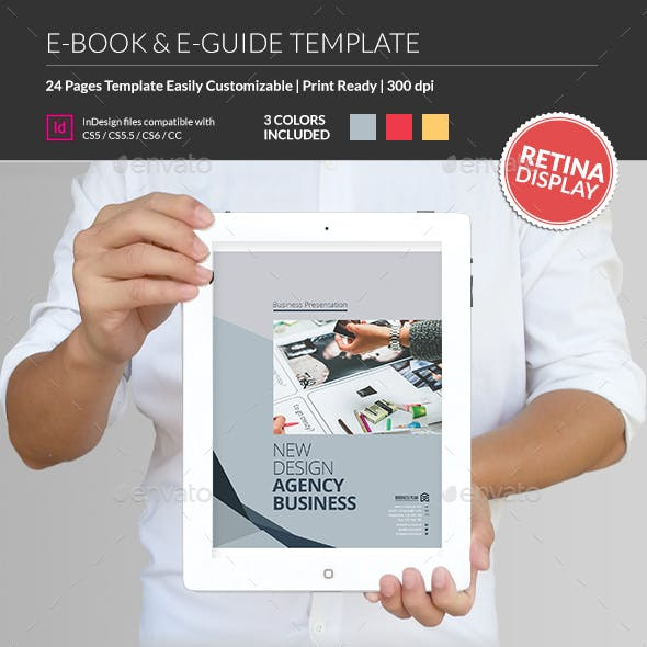 Corporate E-Book & E-Guide