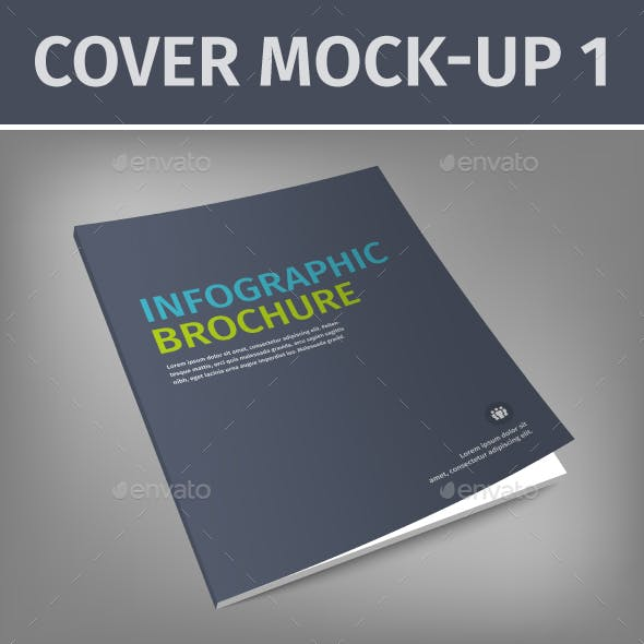 Brochure Cover Mock-up 01