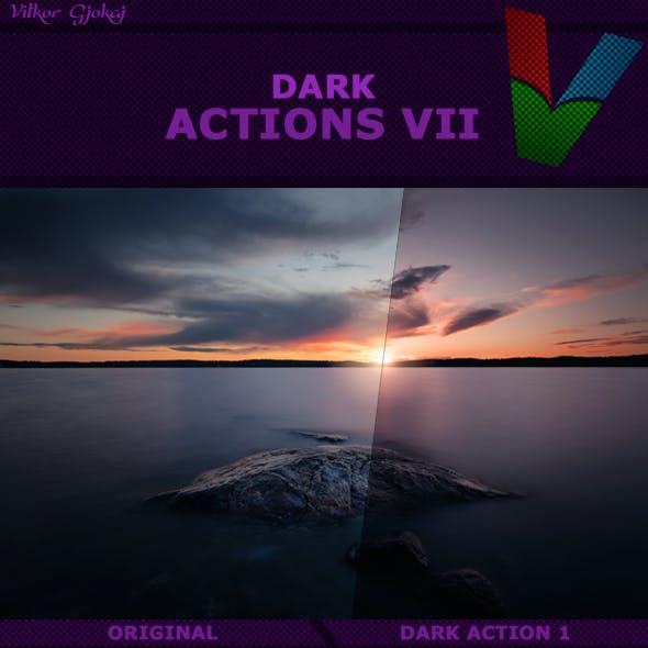 Dark Actions VII