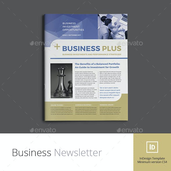 Business Plus Newsletter