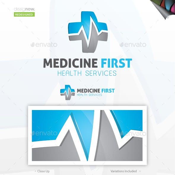 Medicine First Logo
