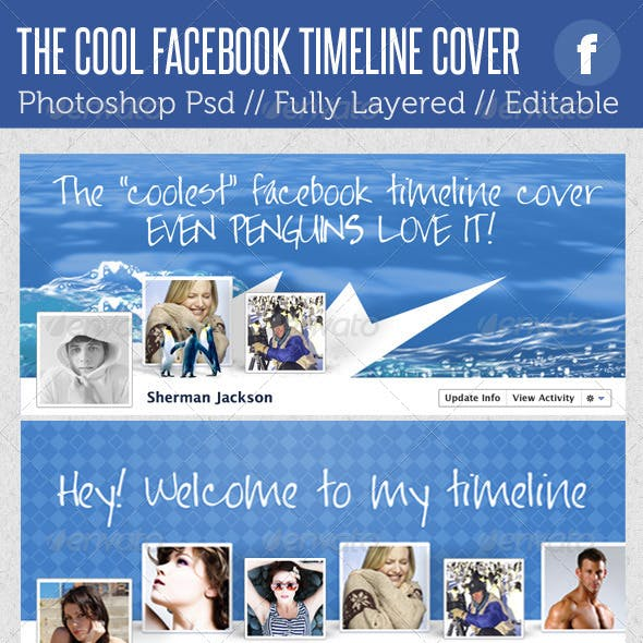 Facebook Timeline Covers - Cool