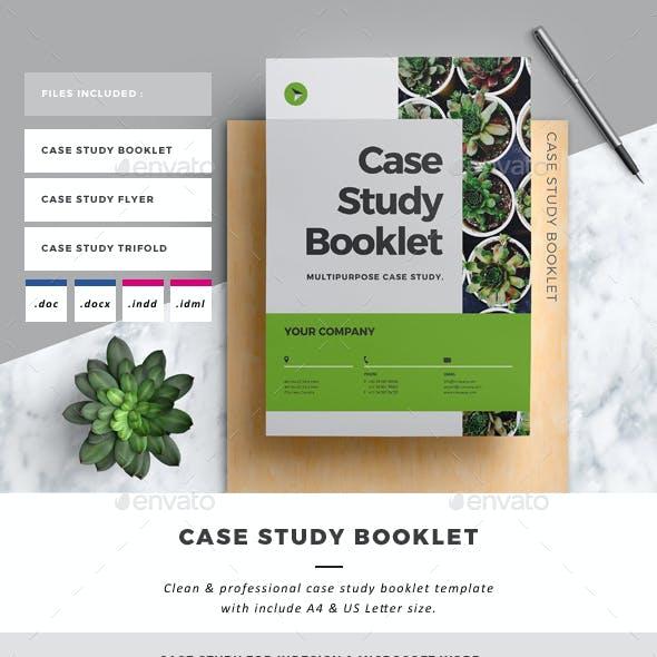 Case Study Booklet