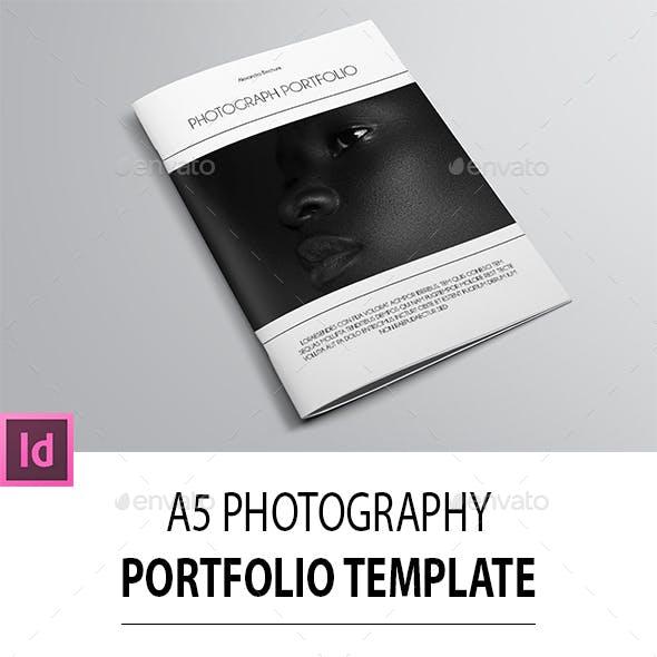 A5 Photography Portfolio