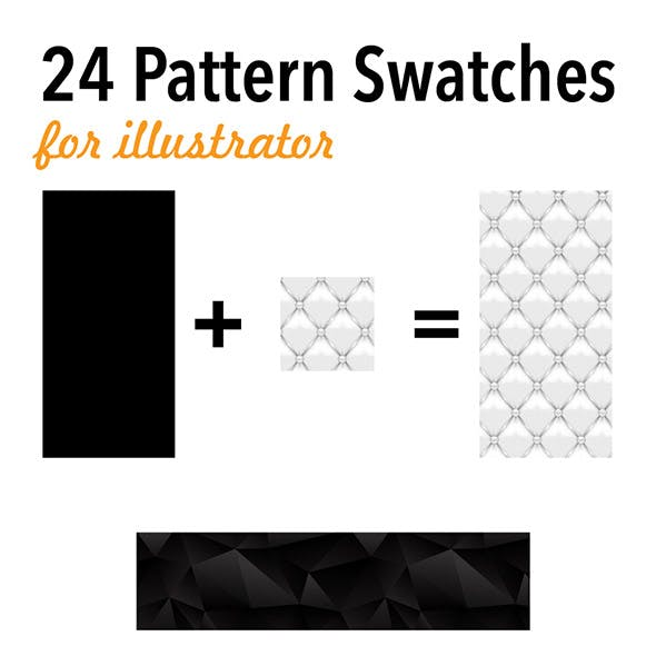 24 Pattern Swatches