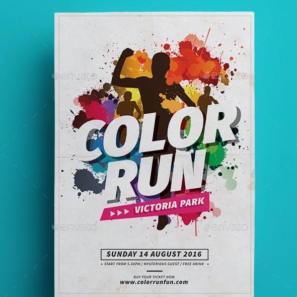 Color Run Fest
