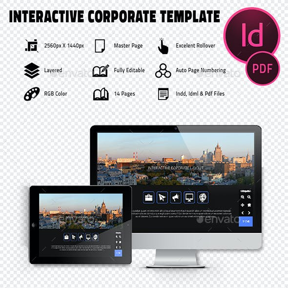 Interactive Corporate Template