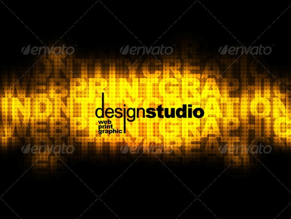 Abstract Retro Background for website  - Backgrounds Graphics