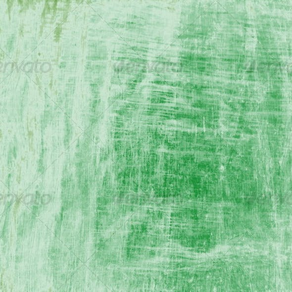green old paper