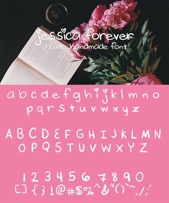 Jessica Forever - Miscellaneous Decorative